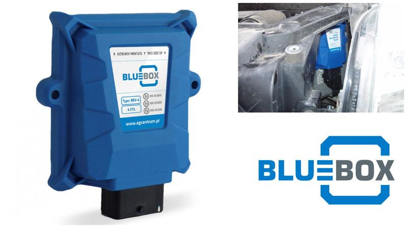 Ford Fusion BlueBox mini