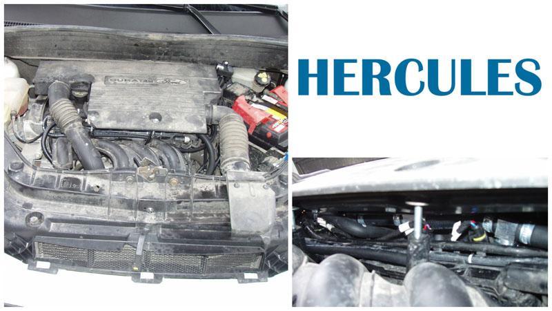 Ford Fusion Hercules mini