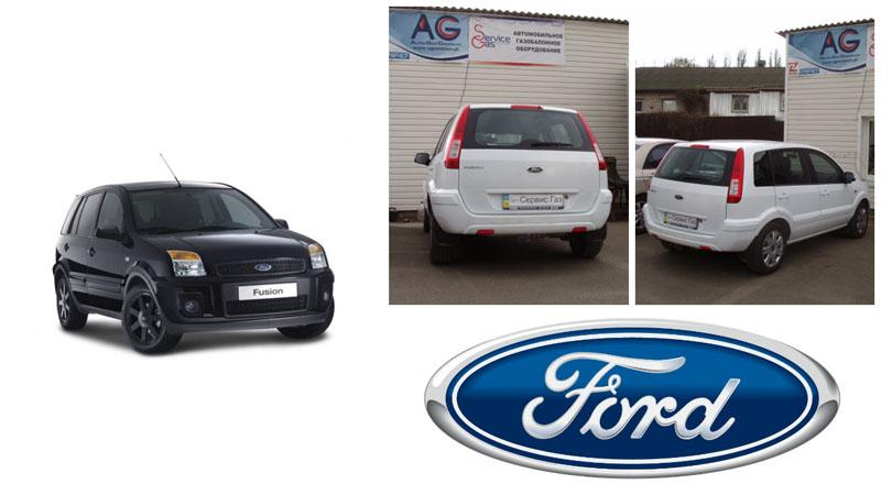 Ford Fusion mini