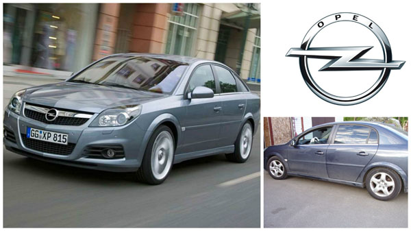 Opel Vectra C mini