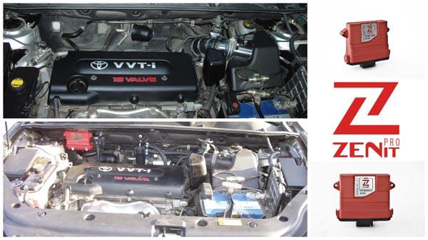 Toyota RAV4 Zenit Mini